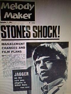 Stones Shock